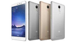Xiaomi Redmi Note 3 Pro mit 5.5 Zoll, Snapdragon 650 &amp&#x3B; 4000-mAh-Akku für unter 140€ vorgestellt