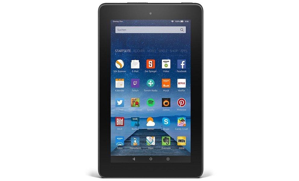 Amazon Fire Tablet für 49,99 Euro durch 10 Euro Rabatt (Update)