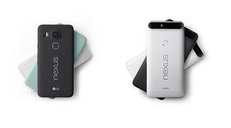 Nexus-Smartphones und -Tablets: So lange liefert Google noch Updates