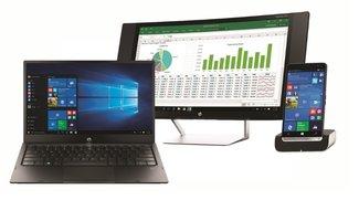 HP Elite x3: Desktop-Programme auf dem Smartphone nur gegen Bezahlung