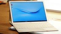 Langer Atem: Huawei will an Tablets und 2-in-1-Geräten mit Windows 10 festhalten