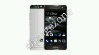 Huawei P9: Renderbilder geben Ausblick auf neues Design
