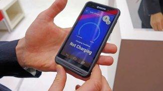 Kyocera zeigt Solar-Smartphone als Prototyp zum MWC 2016