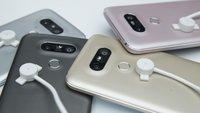 LG G5 mit Cam-Plus-Modul bei o2 für 721 Euro