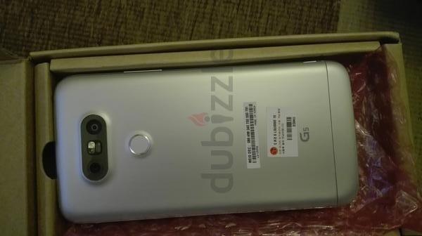 LG G5 Leak: Fotos zeigen neues Design &amp&#x3B; Besonderheiten