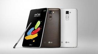 LG Stylus 2 vorgestellt: 5,7 Zoll, 3.000 mAh-Akku &amp&#x3B; Android 6.0