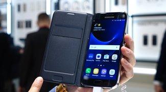 Samsung-Freikarte: 128-GB-microSD-Karte beim Kauf eines Galaxy S7 (Edge) kostenlos