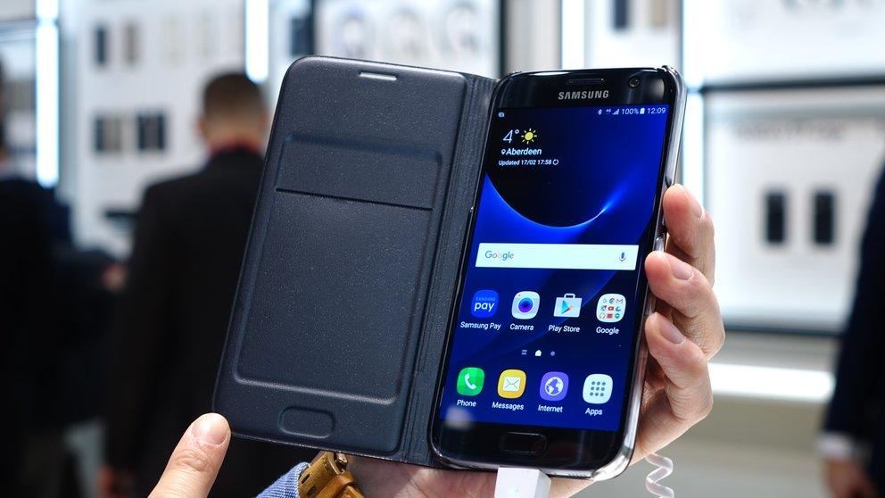 Samsung Galaxy S7: Aushebeln der Factory Reset Protection durch Sicherheitslücke möglich