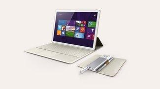 Huawei MateBook mit Windows 10 offiziell vorgestellt (MWC 2016)