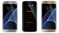 Tarif-Tipp: Samsung Galaxy S7 edge mit Vodafone-Vertrag (Allnet-Flat, 2 GB) für 30 Euro pro Monat bei Saturn