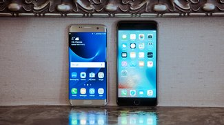 Vergleich: Samsung Galaxy S7 edge vs. Apple iPhone 6s Plus (Video)