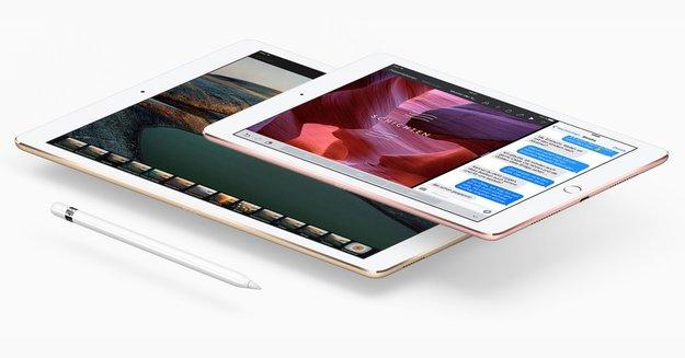 Apple iPad Pro 9,7: LTE-Variante mit eSIM ausgerüstet