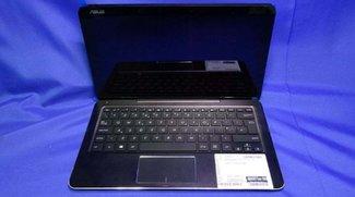 Asus Transformer Book T302 Chi mit neuem Tastatur-Dock aufgetaucht