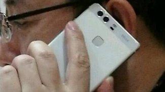 Huawei P9 mit Dual-Kamera in freier Wildbahn abgelichtet