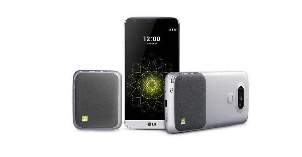 LG G5: Modulares Smartphone ab sofort in Deutschland erhältlich