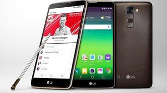 LG Stylus 2: Erstes Smartphone mit DAB+ vorgestellt