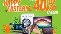 Happy Easter: Bis 40 Prozent Rabatt bei Notebooksbilliger