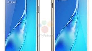 Samsung Galaxy J7: Bilder des Phablets geleakt
