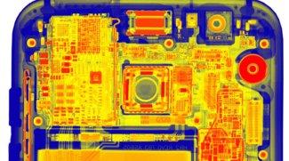 Samsung Galaxy S7 Edge: Das Röntgenbild