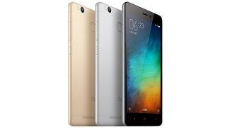 Xiaomi Redmi 3 Pro mit 5 Zoll und 4.100-mAh-Akku für 125 Euro offiziell vorgestellt