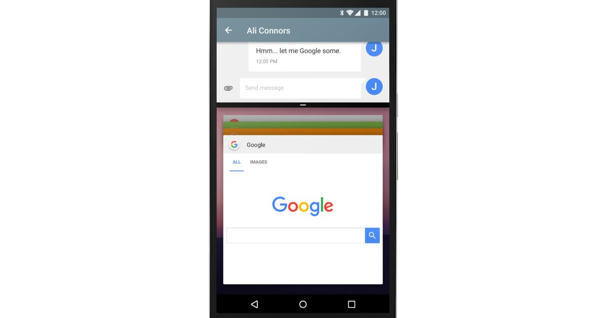 google android n dev preview neue funktionen im video vorgestellt giga. Black Bedroom Furniture Sets. Home Design Ideas