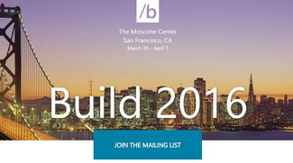 Microsoft Build 2016: 2. Keynote im Livestream ab 17:30 Uhr