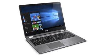 Acer Aspire R 15: Leistungsstarkes 360-Grad-Convertible vorgestellt