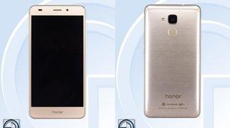 Honor 5C: TENAA enthüllt technische Daten und Design