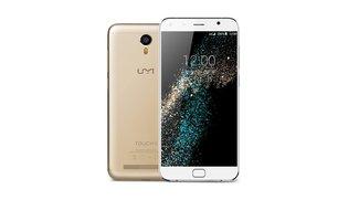 UMi Touch X vorgestellt: 5,5 Zoll, Metallgehäuse und 4.000-mAh-Akku für 130 Dollar