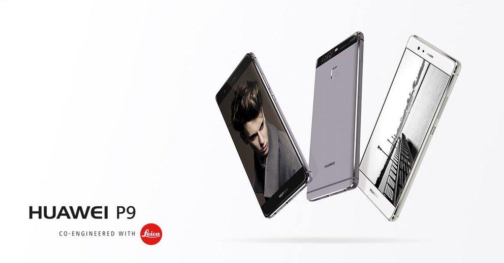 Huawei P9 und P9 Plus: Ersteindruck in Hands-On-Videos