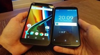 Moto G 4. Generation: Hands-On-Video und G 3. Gen.-Vergleich