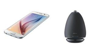 Samsung Galaxy S6 für 399 Euro inkl. WAM6501 Lautsprecher
