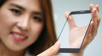 LG Innotek: Fingerabdruckscanner unter Glas entwickelt