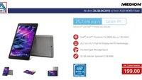 Aldi-Tablet: Medion Lifetab P10506 für 199 Euro ab morgen erhältlich (Update)
