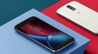 Moto G4 und Moto G4 Plus offiziell vorgestellt
