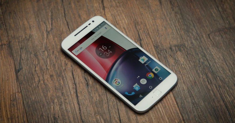 Moto G4 Plus: Im offiziellen Shop mit doppeltem Speicher ohne Aufpreis