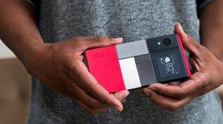 Project Ara eingestellt: Keine modularen Smartphones von Google [Update: Offiziell bestätigt]