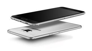 Samsung Galaxy C5 und C7 mit Metall-Unibody-Gehäuse vorgestellt