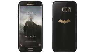 """Samsung Galaxy S7 edge im Batman-Design als """"Injustice Edition"""" vorgestellt (Video)"""