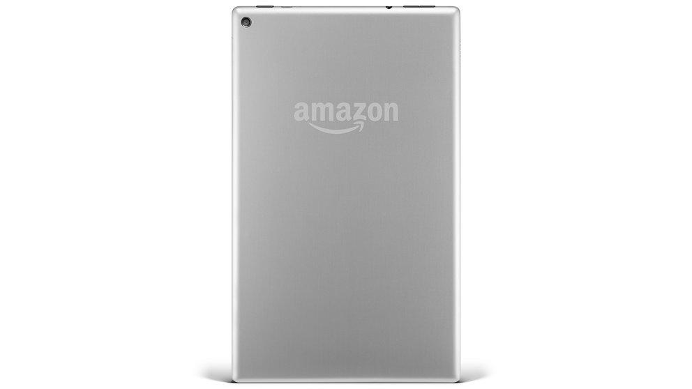 Amazon Fire HD 10 nun mit Gehäuse aus Aluminium und bis zu 64 GB