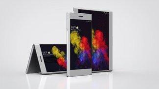 """Lenovo """"Folio"""" und """"C+"""": Faltbares Tablet und flexibles Smartphone angekündigt"""