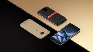 Moto Z (Play): Euro-Preise für modulare Smartphones durchgesickert