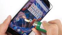 OnePlus 3 wird malträtiert im Härtetest (Video)