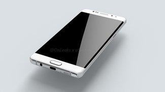 Galaxy Note 7: Weiterer Hinweis auf Iris-Scanner aufgetaucht