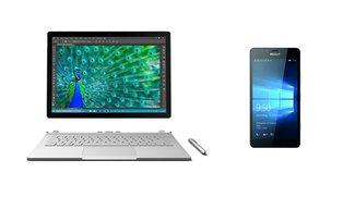 Deal: Surface Book kaufen und Lumia 950 Dual-SIM mit Zubehör kostenlos erhalten