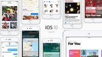Apple: System-Apps in iOS 10 können nicht gelöscht werden