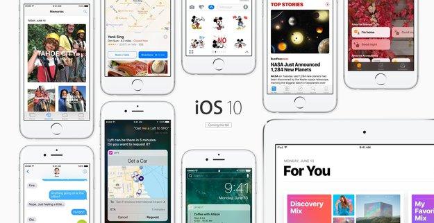 Apple veröffentlicht fünfte Beta von iOS 10, macOS Sierra, watchOS 3 und tvOS 10 (Update)