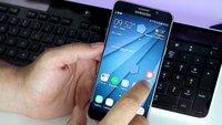 Samsung Galaxy Note 7: Neues TouchWiz-UI gezeigt (Video)