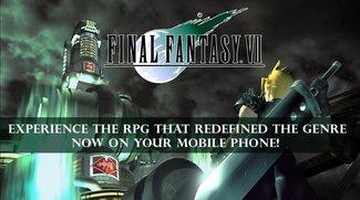 Final Fantasy VII endlich auch für Android erschienen