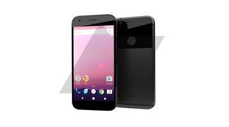 """HTC Nexus """"Marlin"""" und """"Sailfish"""": Render-Bild enthüllt Design"""